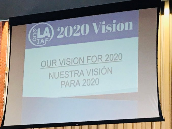 OneLA - Vision 2020